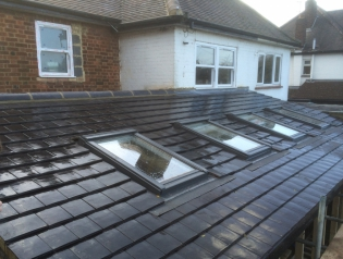 Hertfordshire Builders-new roof
